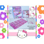 Creyones De Madera Hello Kitty
