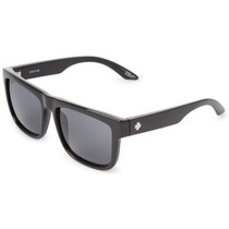 Gafas Spy Optic Discordia Square Sunglasses Negro, 57 Mm