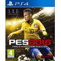 Pro Evolution Soccer 2016 Pes 16 Ps4 Fisico Nuevo Sellado