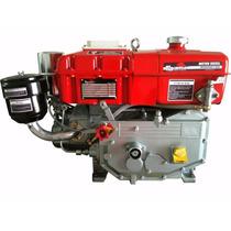 Motor Estacionario Diesel 22 Hp Toyama Queima De Estoque.
