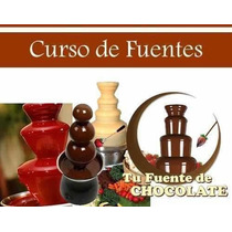 Manual Para Negocio De Fuente De Chocolate, Chamoy Y Queso