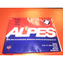 Resmas Papel Bond Carta Alpes Por Caja