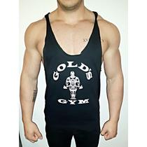 Musculosas Para Gym Sudaderas (fisicoculturistas) Golds Gym