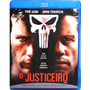 Blu-ray O Justiceiro - Tom Jane & John Travolta Lacrado!