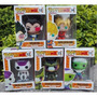 Figuras Dragon Ball Z Funko Pop 5 Muñecos Goku , Vegeta,
