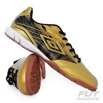 Chuteira Umbro League Ii Futsal Dourada -futfanatics
