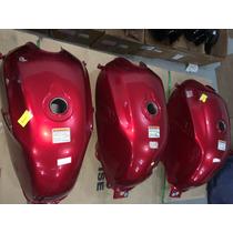 Tanque Yamaha Ybr Factor Vermelho 2009 P/recuperar Original