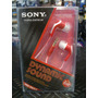 Auriculares Sony Dynamic Sound Mdr-s062lp