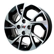 Jogo De Roda Esportiva Aro 15 Tala 6 Mod. Civic Concept 4x99
