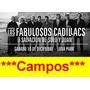 Entradas Los Fabulosos Cadillacs Campo Inigualable!!!