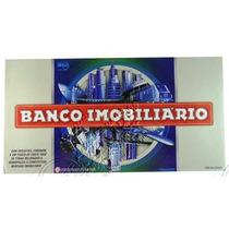 Banco Imobiliario Jogo Tabuleiro Novo Lacrado Incrivel