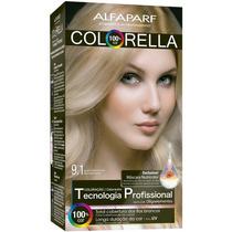 Alfaparf Colorella Coloração - 9.1 - Louro Ultraclaro Acinze