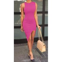Vestido Moda , Casual Elegante Super Sexy Comodo