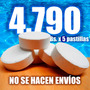 Pastillas De Cloro Al 90% Solo En Maracaibo 4.790 Bs.