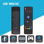 Control Remoto Air Fly Mouse De Movimiento+teclado