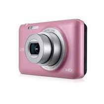 Câmera Digital Samsung Es95 Rosa 16.1mp, 5x Zoom