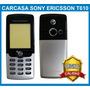 Carcasa Sony Ericsson T610, T616.