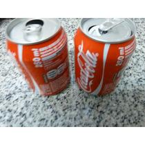 Lata Coca Cola 250 Ml, Vacía De España