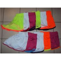 Shorts Nike Sport Gym Para Dama Al Mayor Y Detal