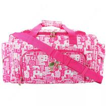 Sacola De Viagem Barbie Letras Ba2408