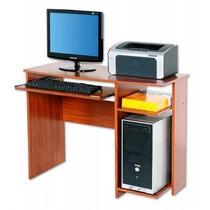 Mesa Escritorio Pc Platinum 9012 Estante Bandeja Oficina