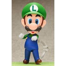 Super Mario Bros Luigi Good Smile Nendoroid Envio Gratis