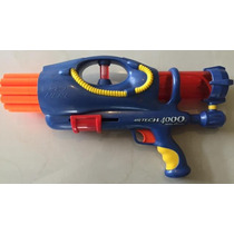 Pistola Nerf Air Tech 4000 Azul