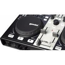 Controladora Cntrl 7 Gemini Dj Mixer Primera Calidad