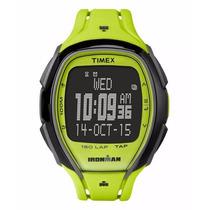 Timex 150 Voltas Tamanho Completo Ironman Elegante Resina