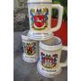 Jarros De Ceramica Para Chopp Cerveza Alemanes