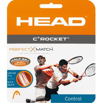 Set De Corda Head C3 Rocket 16 - Branco