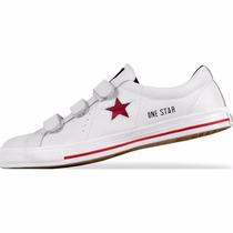 Zapatillas Converse All Star Cuero One Star Leather V3