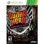 Guitar Hero: Warriors Of Rock Autónomo Software - Xbox 360