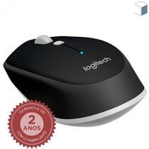 Mouse Bluetooth Logitech M535 Óptico Preto 12x Sem Juros