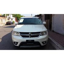 Journey Sxt Plus 5 Pasajeros 2015, 22mil Km, Piel, Equipada.