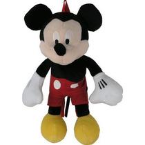 Morral Disney 16 \mickey Mouse Morral De La Felpa