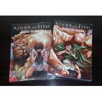 Mangá - Ataque Dos Titãs - Shingeki No Kyojin - Spinoff
