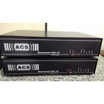 Radio Monocanal Acs 10 250 Mhz 10 Wts Usado