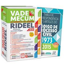 Vade Mecum Acadêmico De Direito Rideel 23ª Edição 2ºsem 2016