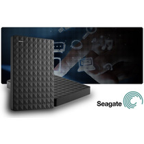 Hd Externo 1.0tb Seagate Usb 3.0 Stea1000400 - Com Nfe