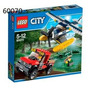 Juego Ingenio Lego City Police Water Plane Chase 60070