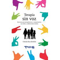 Libro Terapia Sin Voz