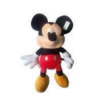Peluche De Mickey Mause Con Melodia 38cm !super Oferta!