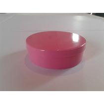 Latas Pastilleras X10 Und, De 5x1.5cm De Plástico