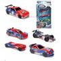 Educando Auto Spiderman X3 Modelo Colección Majorette Metal
