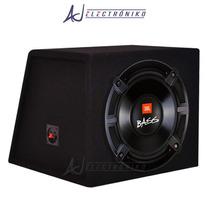 Subwoofer Jbl Bassline 10 Pulg 700 Rms + Caja Acustica 10
