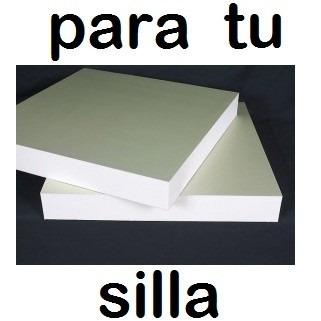 273407af88c Goma Espuma Alta Densidad 30kg 40x40x5 Usada Para Sillas -   150