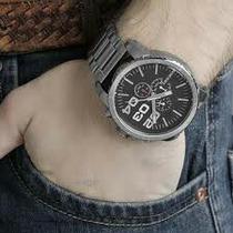 Relógio Diesel Dz 4209 Todo Em Aço