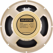 Celestion G-12m Creamback - Parlante 12 Pulgadas/65 Watts