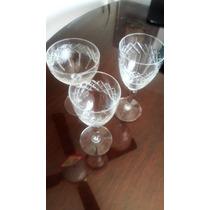 Copas Juego 6 Agua, 6 Vino Y 6 Champagne